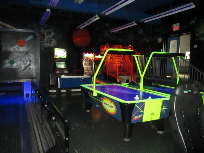 Cosmic Arcade The Ezone Whirlyball Laser Tag Indoor