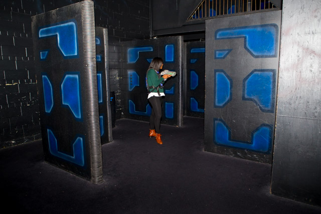 Laser Tag The Ezone Whirlyball Laser Tag Indoor Golf
